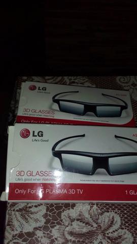 Caixa com 2 óculos 3d samsung ssg gb   Posot Class f1c567a0a1