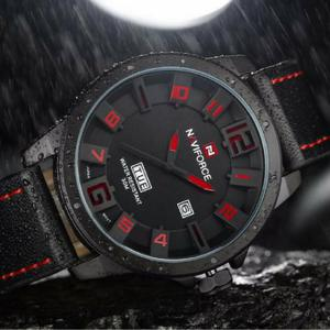 04e874cf478 Relógio masculino casual  esportivo naviforce - original