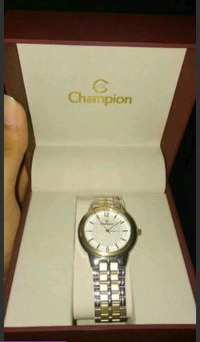 Relógio champions novo, nunca usado aproveite