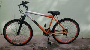 Bicicleta aro 26 de 18 marchas