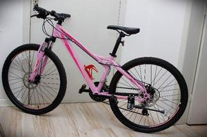 Bike burnet aro 26
