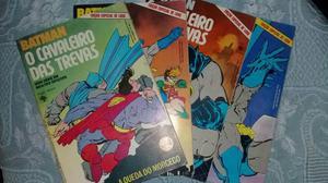 Cavaleiro das trevas, Danger Girl, Watchmen, ZDM: Fogo Amigo