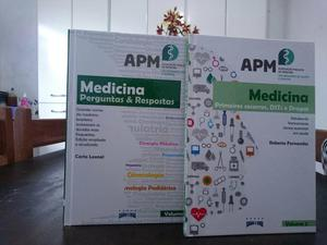 Livro Apm Medicina perguntas e respostas