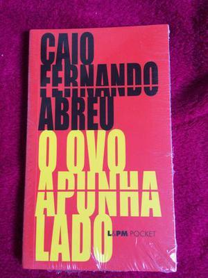 Livro Caio Fernando Abreu O Ovo Apunhalado