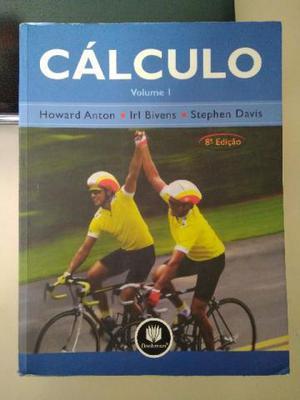 Livro de Cálculo - Volume 1, 8ª Edição - Howard Anton,