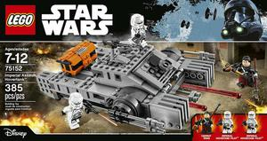 Lego star wars hovertank  novo e lacrado