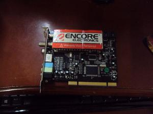 Placa de captura Tv Encore pci