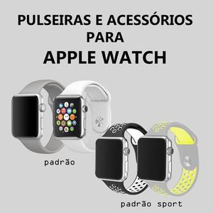 Pulseiras e Acessórios para Apple Watch