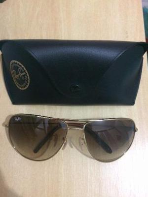 397aecdd19288 Oculos de sol rayban aviator prata lente espelhada   Posot Class