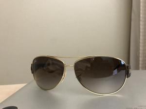 Óculos de sol aviador Rayban