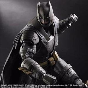 Batman Blindado VS Superman Action Figure Novo Lacrado