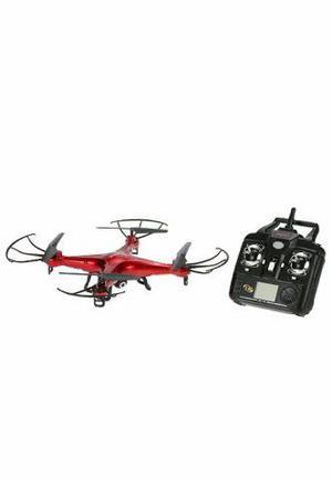 Drone Syma X5C-1 vermelho com câmera