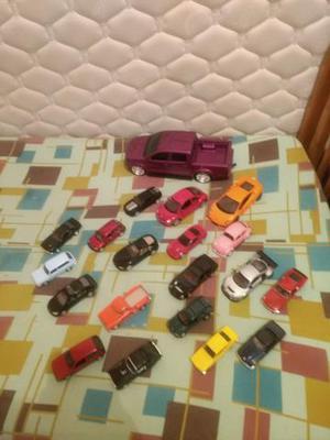 Vendo Miniaturas de carrinhos