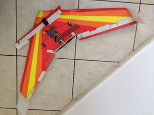 Aeromodelo Asa Zagi