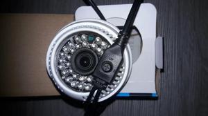 Camera dome digital full hd com controle de imagem
