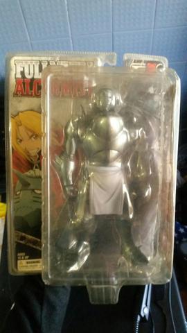 Fullmetal Alchemist Action Figure, Boneco, importado
