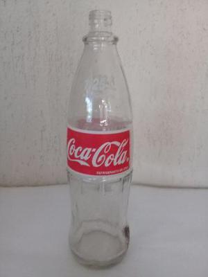 Garrafa Coca Cola 1,25 Litros Retornável Bordas Brancas