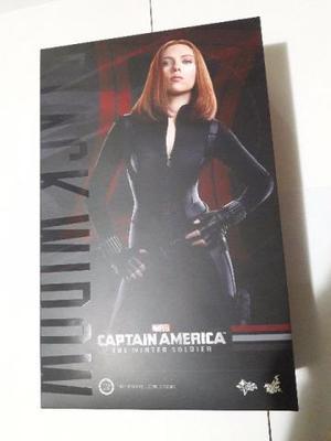 Viuva Negra Hot Toys Black Widow Winter Soldier Scarlet
