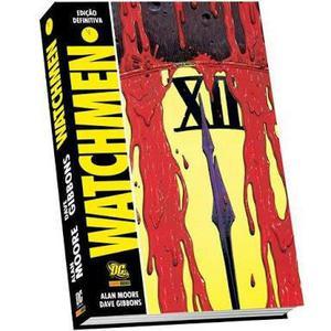 Watchmen edição definitiva nova