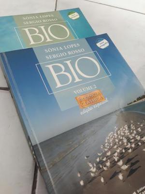 BIO Sequência clássica/edição especial - Volume 1 e 2