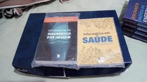 Coleção de Livros de Enfermagem