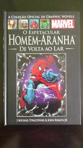 HQ homem-aranha de volta ao lar