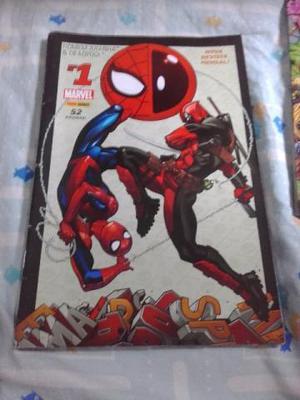 Homem Aranha e Deadpool | Preço Negociável