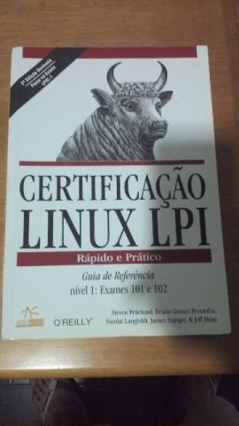 Livro Certificação Linux LPI