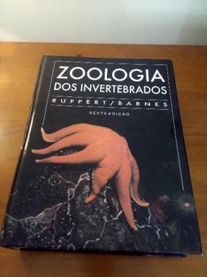 Livro Zoologia dos Invertebrados - Ruppert / Barnes