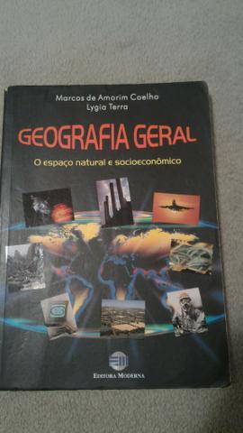 Livro de Geografia para Ensino Médio