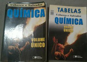 Livro de Química para Ensino Médio