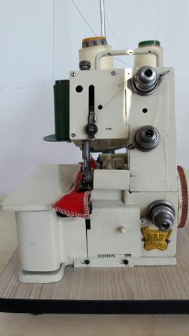 Maquina de Costura Overlock Portátil