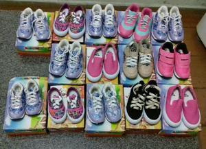 Sapatos infantis femininos lindos e baratos