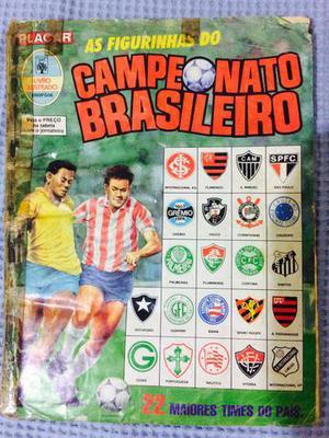Álbum campeonato brasileiro  COMPLETO!!!