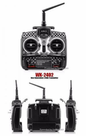 Rádio Controle Walkera WK-