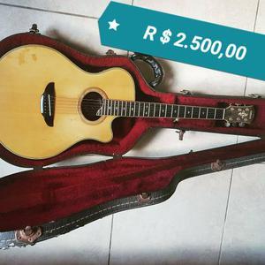 Vendo ou faço rolo violão Yamaha apx10 raridade