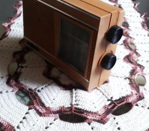 Antigo Radio Motoradio 6 faixas anos 70 funciona tudo