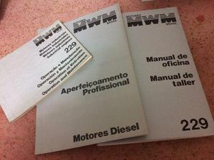 Apostila Técnica Manual de Oficina MWM