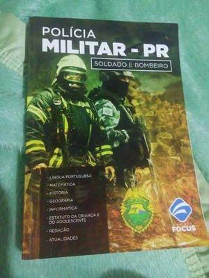 Apostila preparatoria Polícia Militar do parana