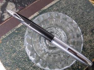 Caneta Tinteiro Sheaffer Imperial Triumph 440 Preta Vintage