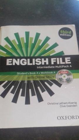English File 4A Livro de Inglês