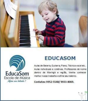 Escola de Música Educasom