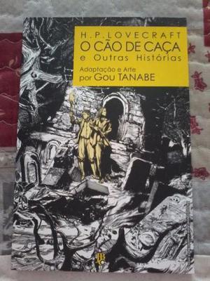 H.P. Lovecraft, O Cão de Caça e Outras Histórias - JBC -