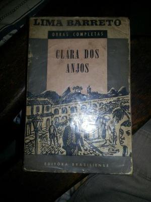 Lima Barreto - Clara dos Anjos