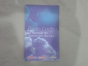 Livro O Manual do Gueirreiro da Luz, autor Paulo Coelho