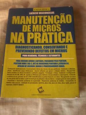 Livro manutenção de micros na prática