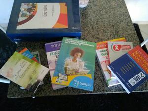Livros de enfermagem nunca usados!