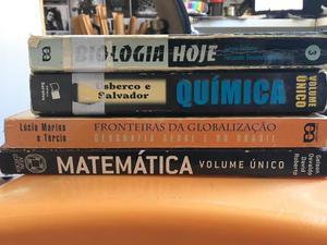 Livros ensino médio