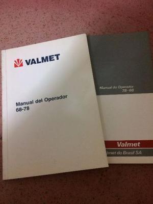 Manual de Oficina e de Operador Valmet