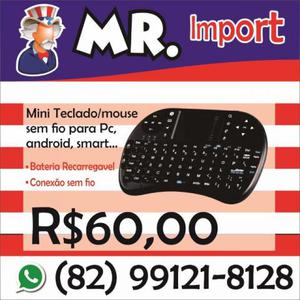 Mini teclado/mouse Usb pc, android, tablet